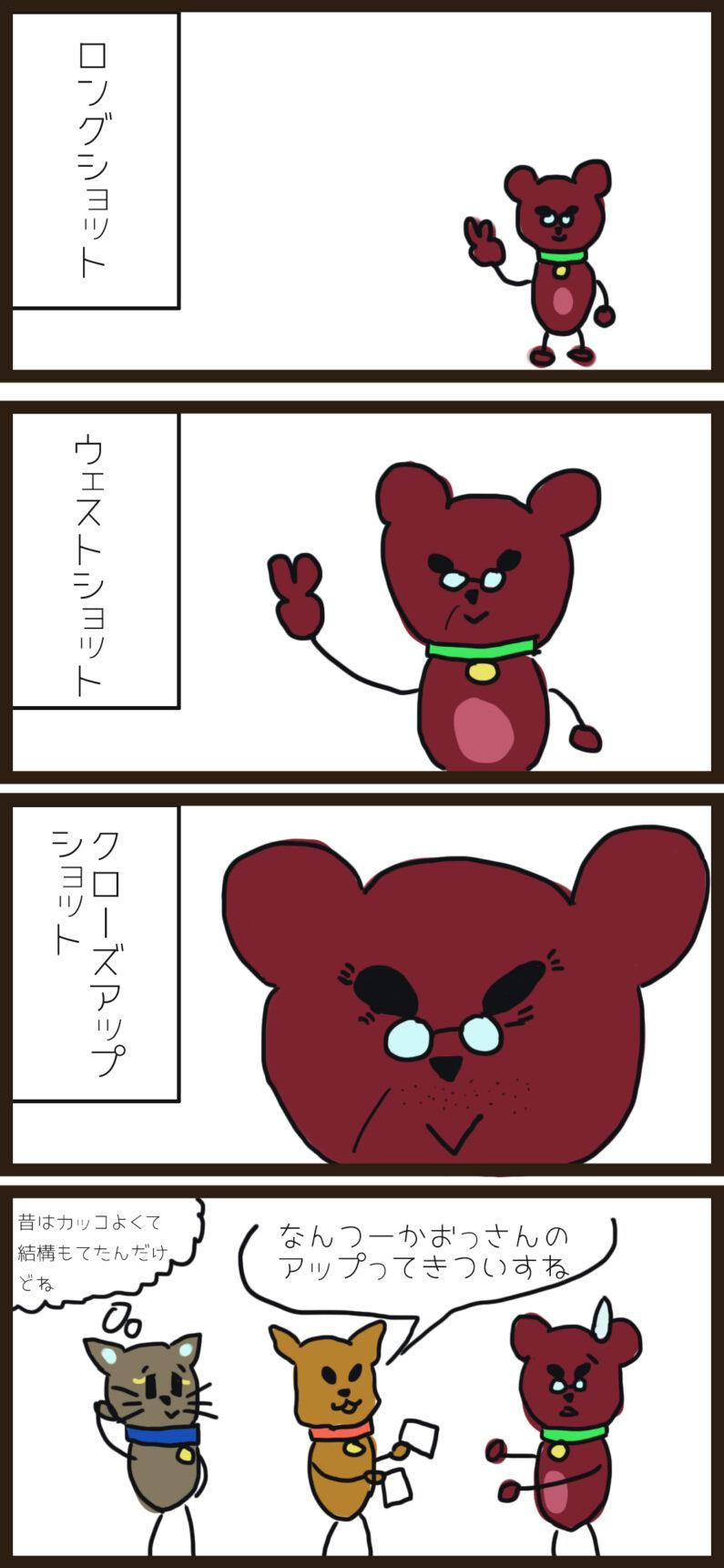 映像の構図