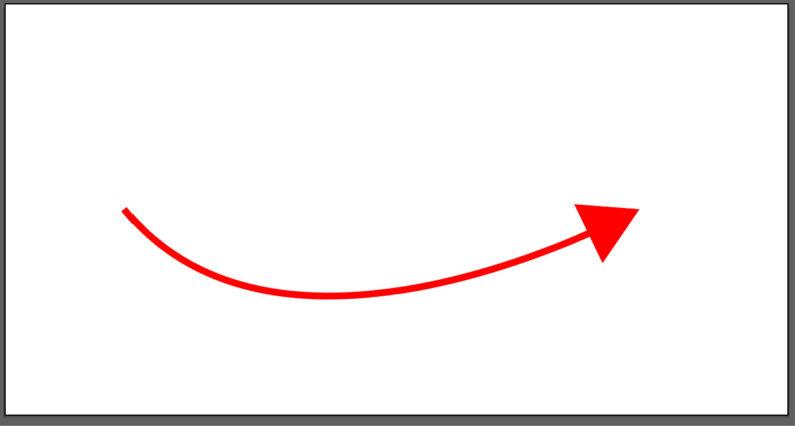 曲線を作成