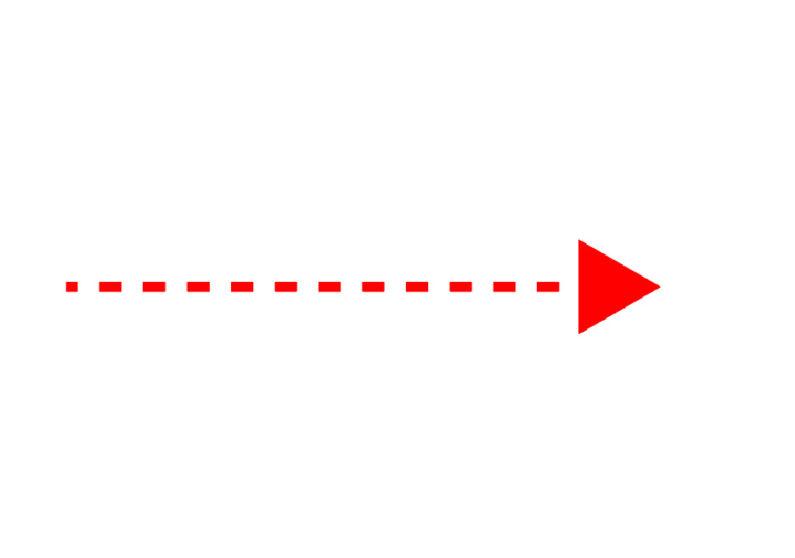 点線にする方法