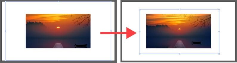 画像の大きさを編集
